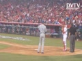 Angels baseball game last Saturday.