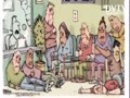 Sunday cartoon-tired of patriots