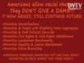 Racial Rhetoric Power