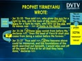 Did YHWH finish with His People in 70 CE?